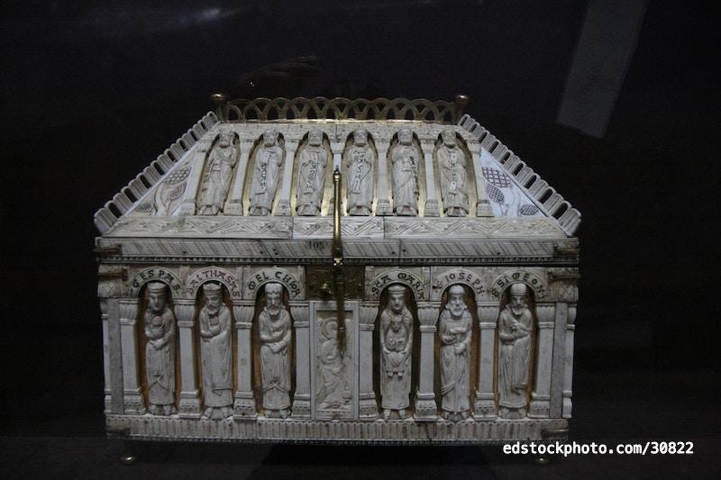 Reliquary Casket (c.1200)
