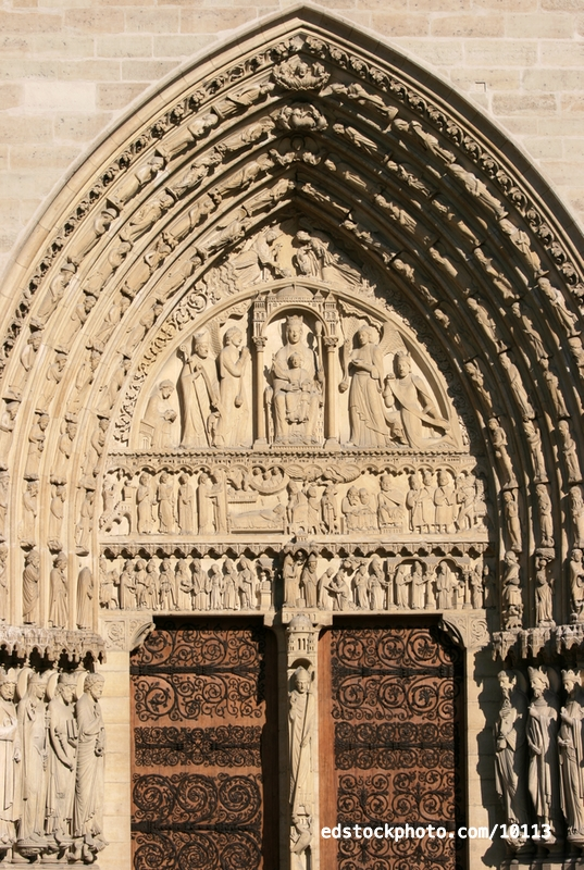Portal of St. Anne