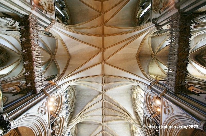 St. Hugh's Choir Vault (1192)