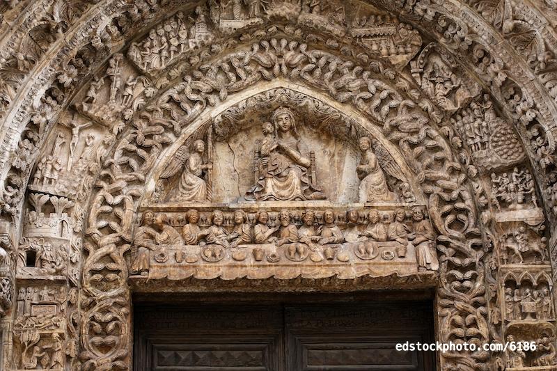 Gothic Portal of Altamura (14-15C)