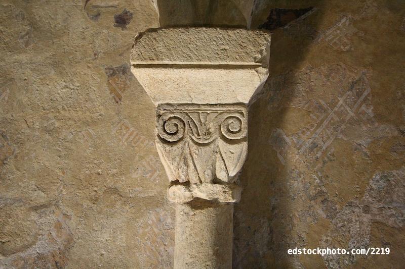 Cormac's Chapel: Capital